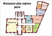 Plán patra radnice