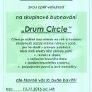 Skupinové bubnování \